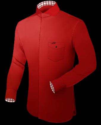 Hemden Online with Cut Away 1 Button