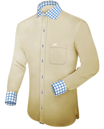 Design Your Own Shirt Uk with English Collar