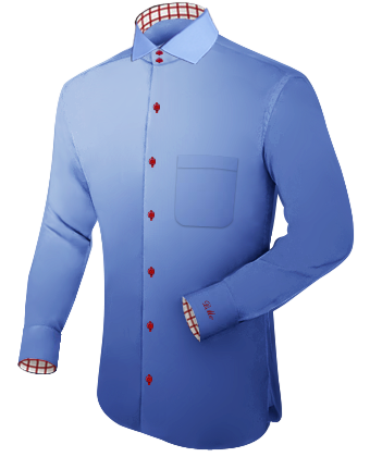 Italienische Herrenmode with Italian Collar 2 Button