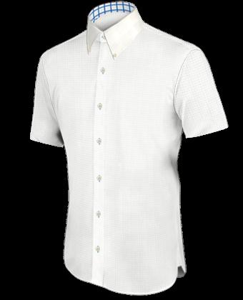 Geschneiderte Hemden with Button Down