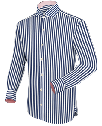 Designermode G�nstig with Italian Collar 2 Button