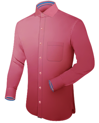 Hemd Button Down with Italian Collar 2 Button