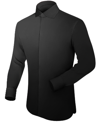 Externa Hemden with English Collar