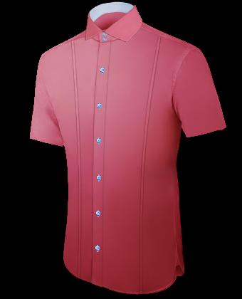 Hemd Gr���enfinder with Italian Collar 2 Button
