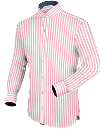 Hemd Individuell with Italian Collar 2 Button