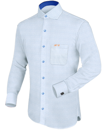 G�nstige Kleidung with English Collar