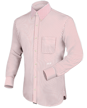 Hemd Monte Carlo with Button Down