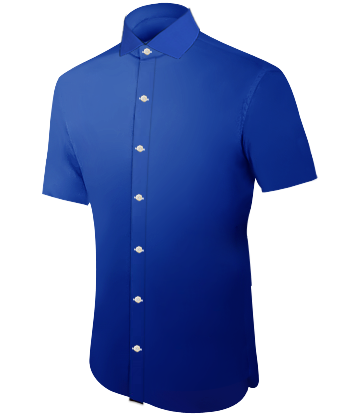 Hemd Slim Line with Italian Collar 1 Button