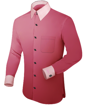 Hemd Zum Selber Erstellen with French Collar 2 Button