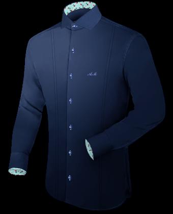 Hemden F�r Frauen Und M�nner Zum Selber Machen with Italian Collar 1 Button