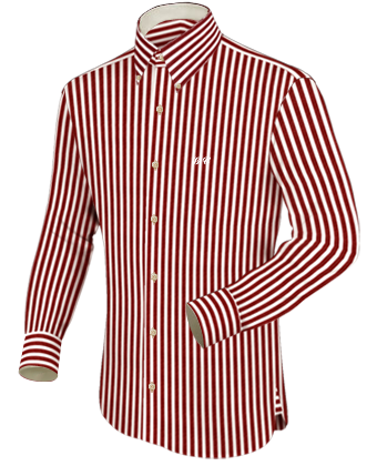 Hemden Extra Lang with Button Down