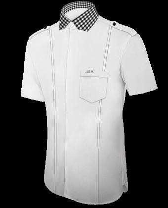 Hemden F�r Musiker with Modern Collar