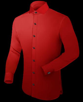 Hemden Individuell with Italian Collar 1 Button