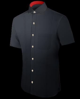 Hemden Selbst Erstellen with Italian Collar 1 Button