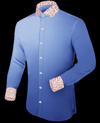 Hemden Tailor M�nchen with Italian Collar 2 Button