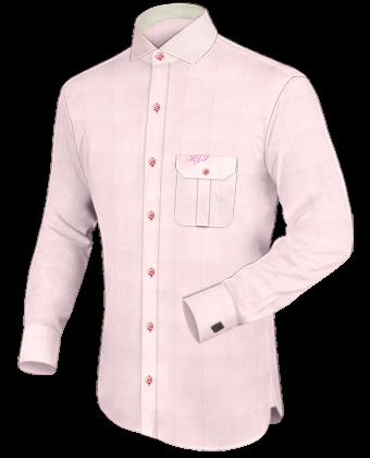 Hemdenshop with Italian Collar 1 Button