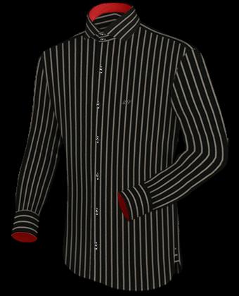 Herrenhemden Talliert with Italian Collar 2 Button