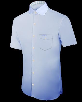 Indische Hemden with English Collar