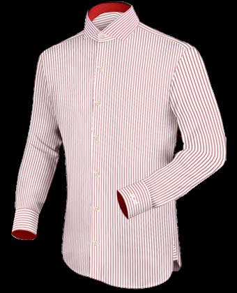 Kleidung Massschneidern Internet with Italian Collar 1 Button