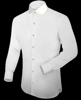 Kravatte F�r Stehkragenhemd with English Collar