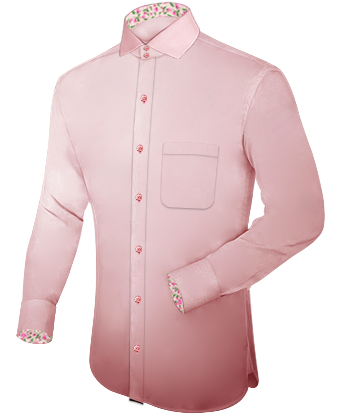 Ma�� Kleidung with Italian Collar 2 Button