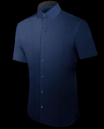 Masshemd Billig with Modern Collar
