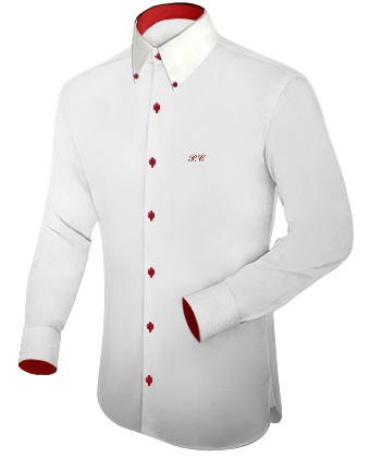 Ma��hemden K�ln with Button Down