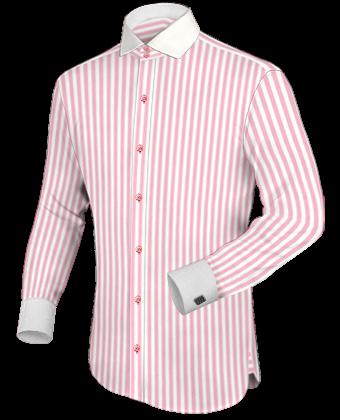 Masskleidung Herren with Italian Collar 2 Button