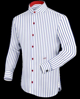 Ma��mode Hemden with Cut Away 1 Button