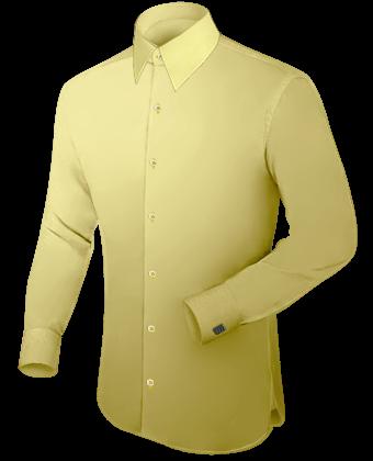 Ma��schneider Internet with French Collar 1 Button