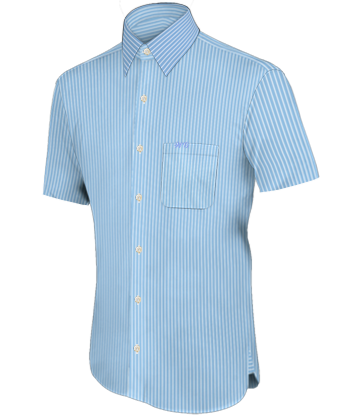 Neues Hemd with French Collar 1 Button