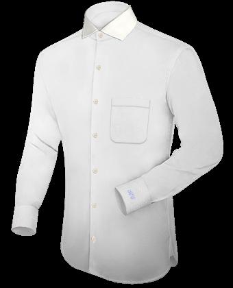 Oberhemden Individuell with Italian Collar 1 Button
