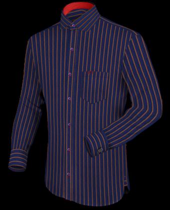 Oberhemden Manchester Kaufen with Modern Collar