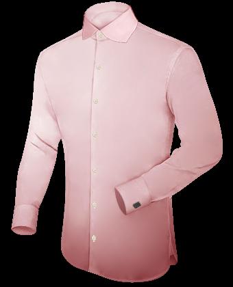 Online Masschneiderei with English Collar