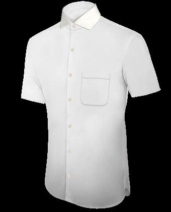 Online Massschneiderei with Italian Collar 1 Button