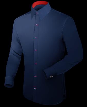Schneiderkurs Online with French Collar 1 Button