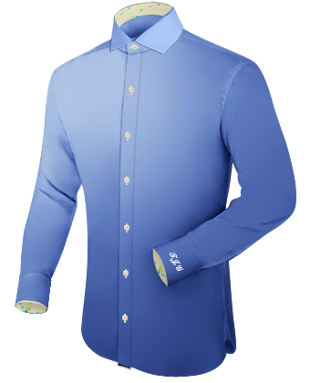 Shirts Online with Italian Collar 1 Button
