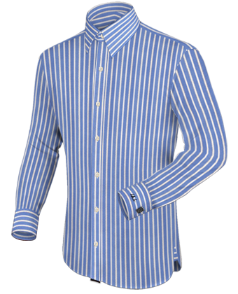 Tailored Shirts with French Collar 1 Button
