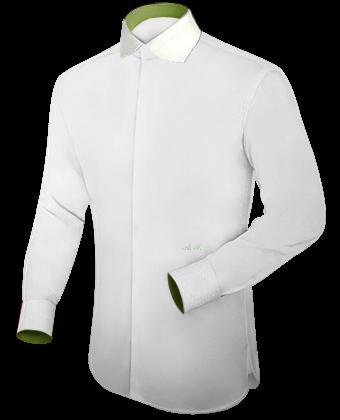 Tailorshirt with English Collar