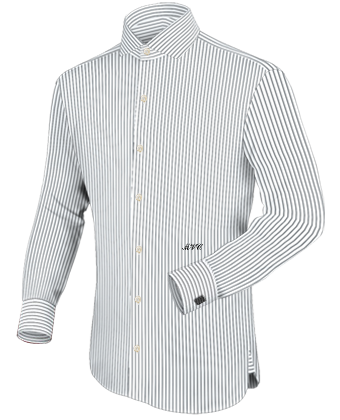Weiche Hemden with Italian Collar 1 Button