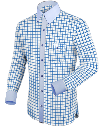 Hemd Uniform with Button Down