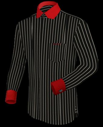 Herrenhemden B�gelfrei with Modern Collar