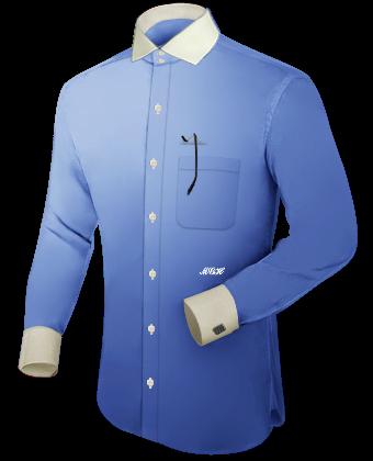 Ma��schneiderei M�nchen with Italian Collar 2 Button