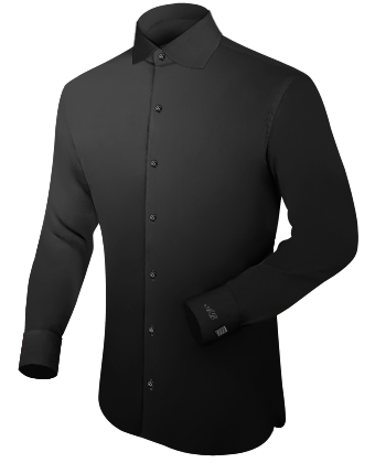 Shirt Einheitliche with English Collar