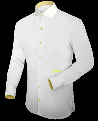 Stehkragen Hemd with English Collar