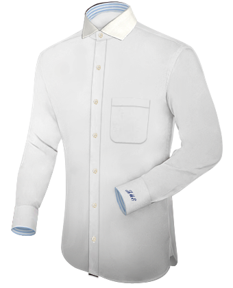 Store Nach Ma�� with Italian Collar 1 Button