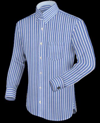 Tailor Hemden with Tab