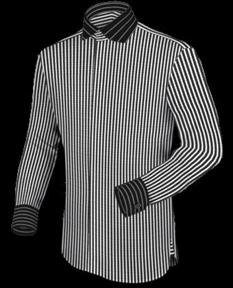 Angebot Ma��geschneiderte Hemden with English Collar