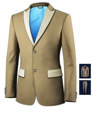 Masskleidung Damen with 2 Buttons, Single Breasted