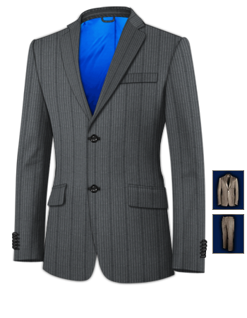 Herrenmode Hochzeit with 2 Buttons, Single Breasted